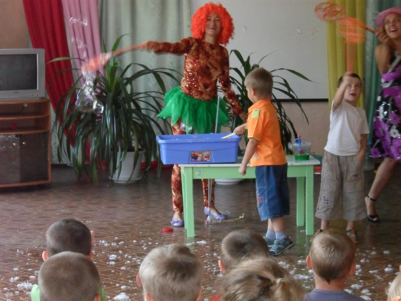 знакомство с красками в детском саду занятие